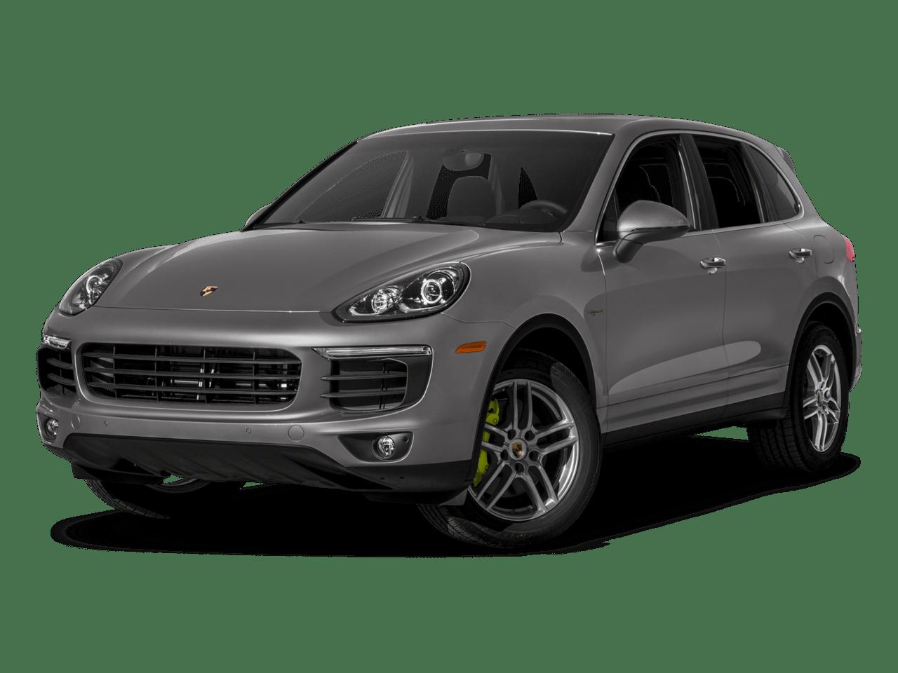 Meteor Gray Metallic - 2018 Porsche Cayenne Hybrid