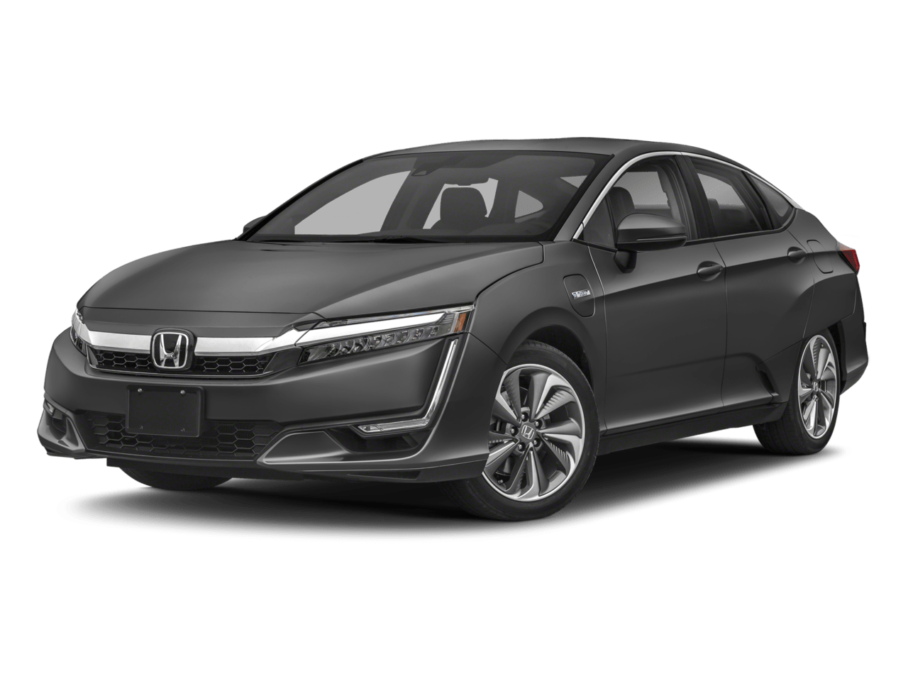 Modern Steel Metallic - 2018 Honda Clarity Plug-In Hybrid