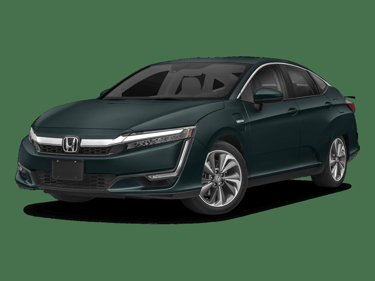 Moonlit Forest Pearl - 2018 Honda Clarity Plug-In Hybrid