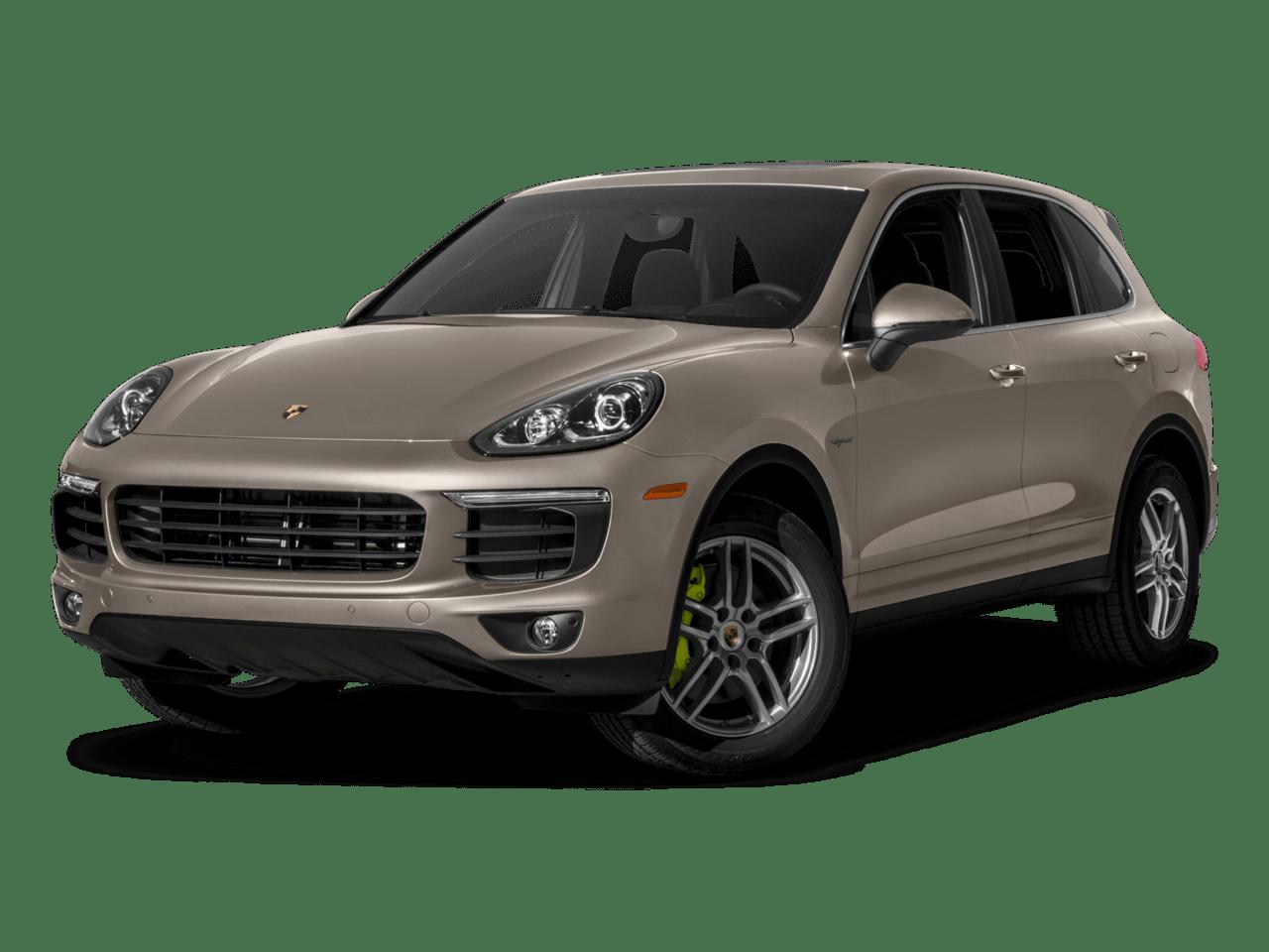 Palladium Metallic - 2018 Porsche Cayenne Hybrid