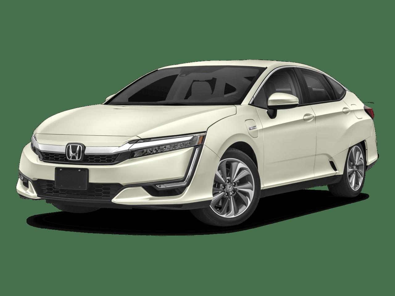 Platinum White Pearl - 2018 Honda Clarity Plug-In Hybrid