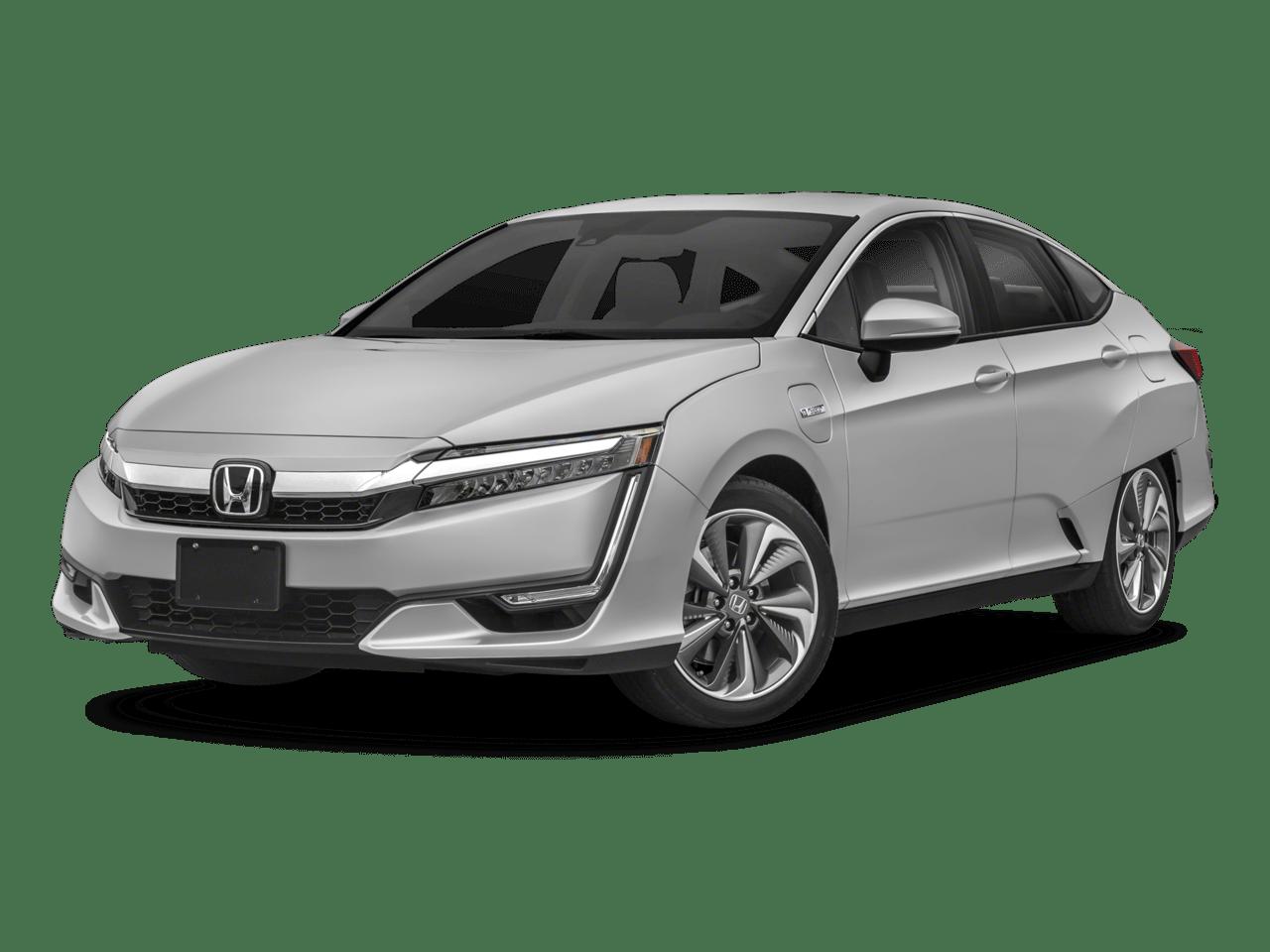 Solar Silver Metallic - 2018 Honda Clarity Plug-In Hybrid