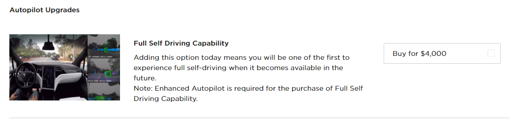 Tesla Autopilot Features