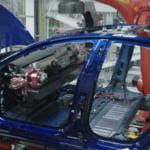 Tesla Model 3 Under Construction