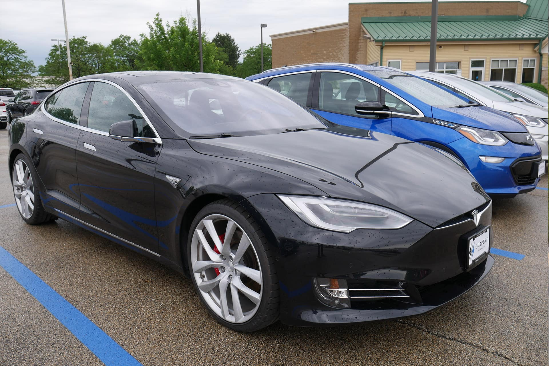 Used Electric Vehicle Inventory