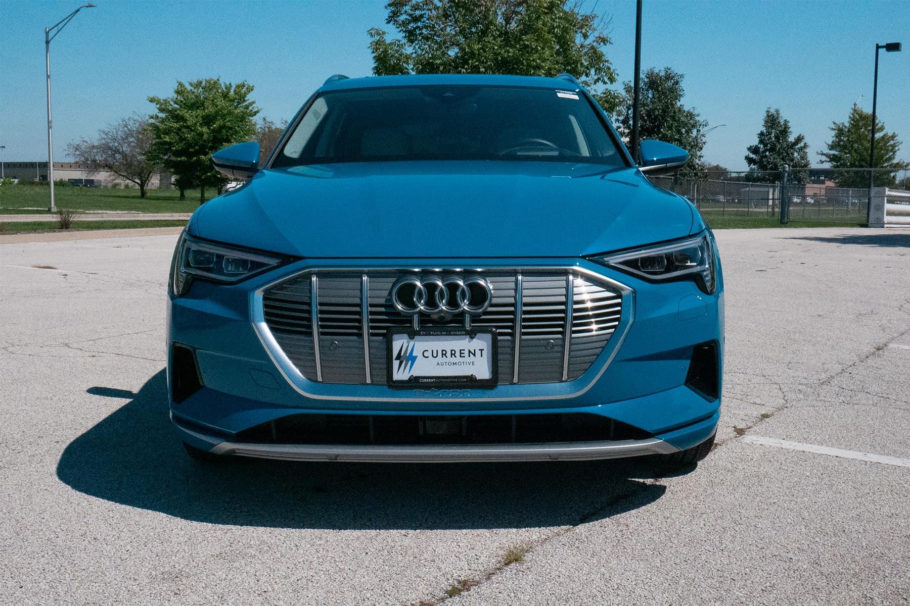 Audi e-tron Grille