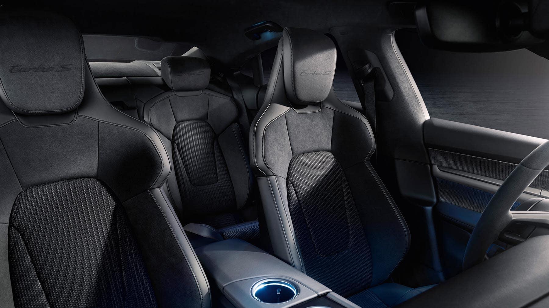 Taycan Interior Seats