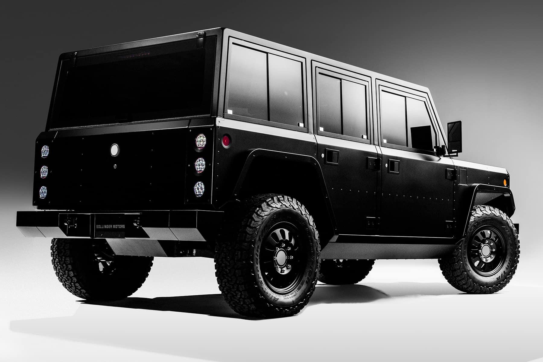 Bollinger Motors B1 Rear