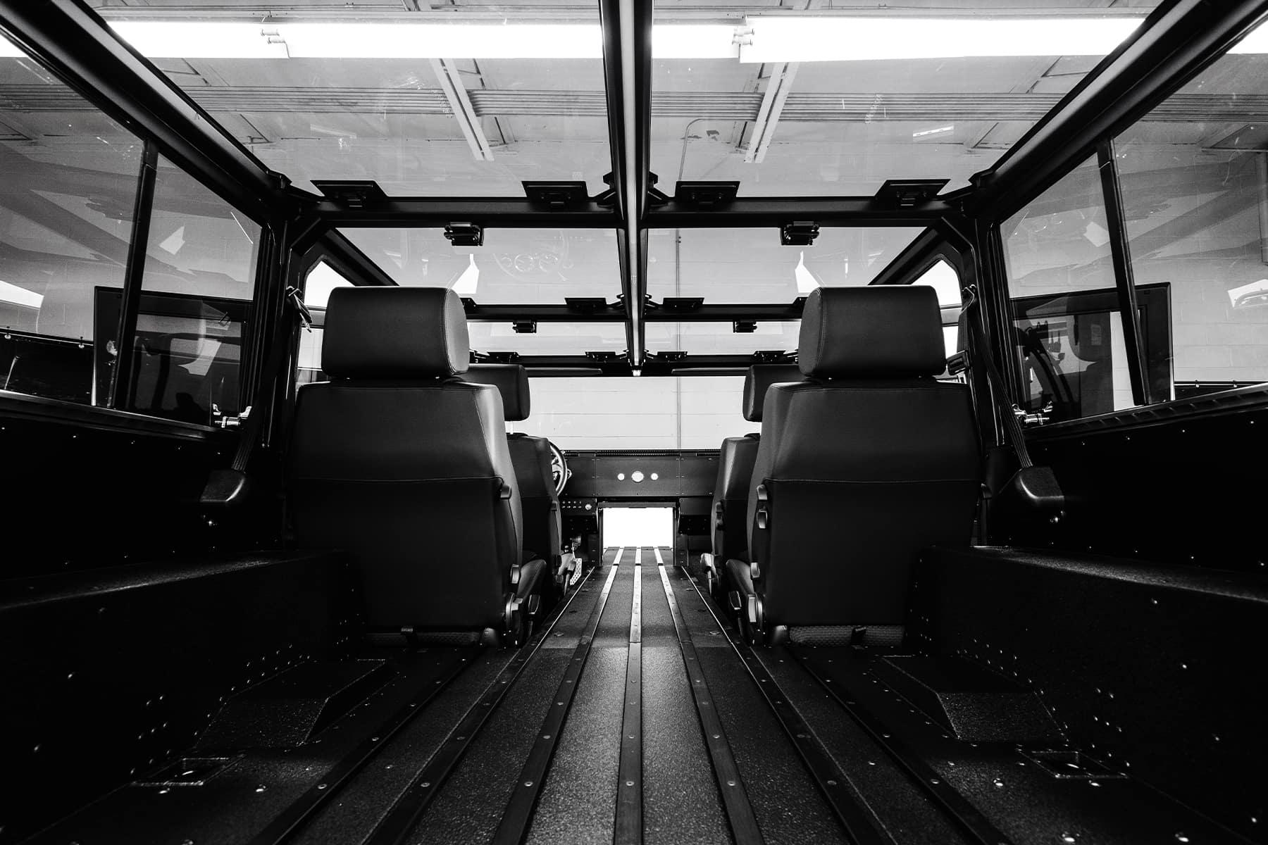 Bollinger Motors Interior 2