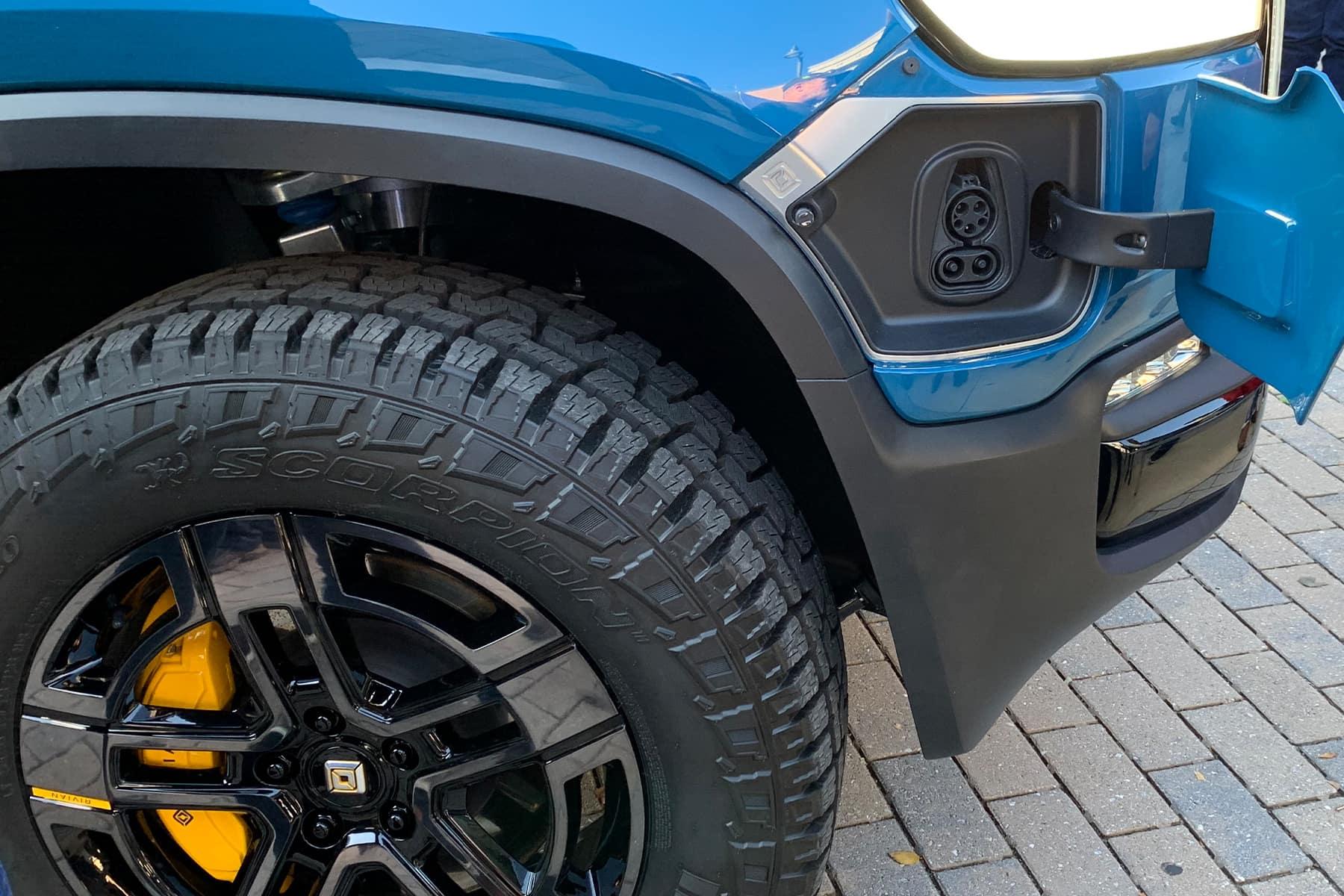 Rivian Offroad Tires