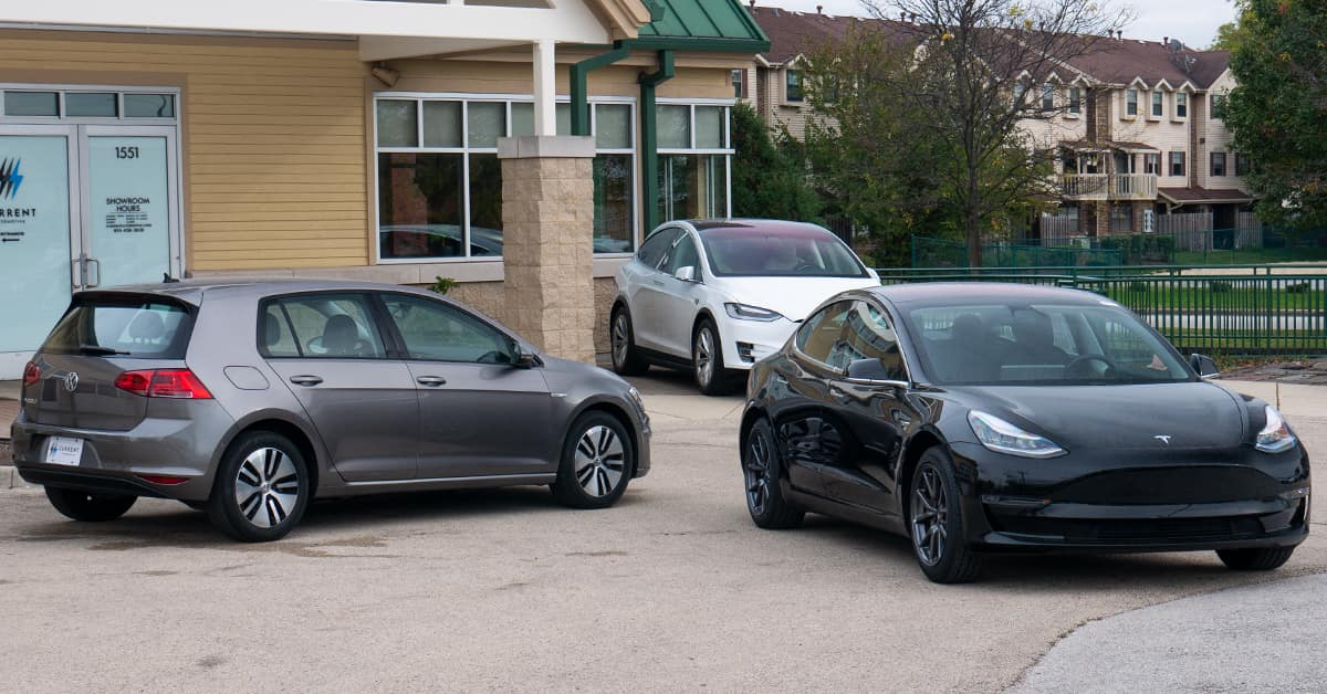 Used Electric Vehicles