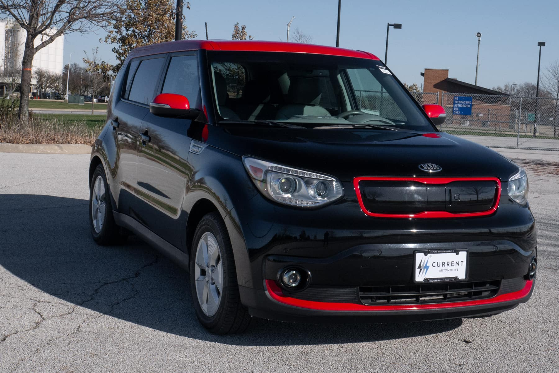 Kia Soul EV Left Quarter