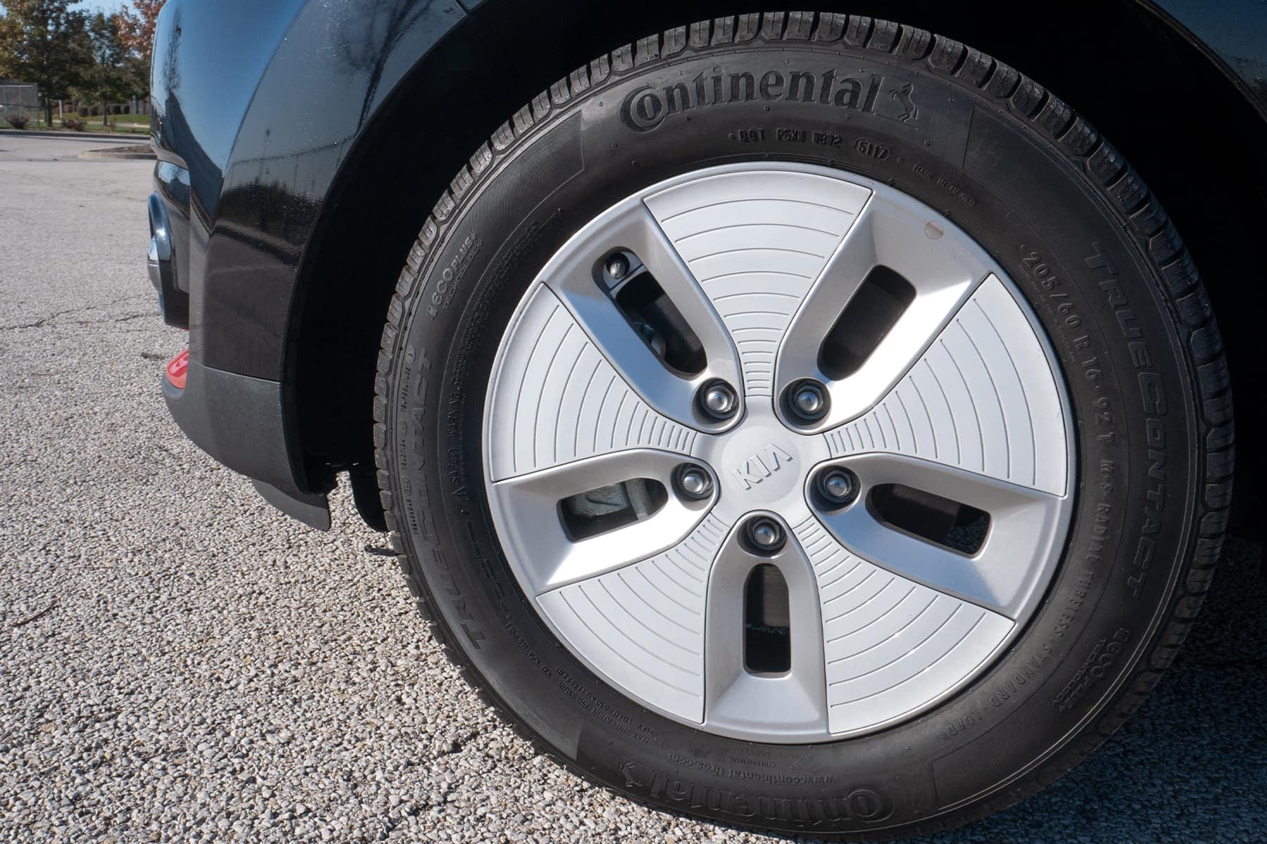 Kia Soul EV Tires