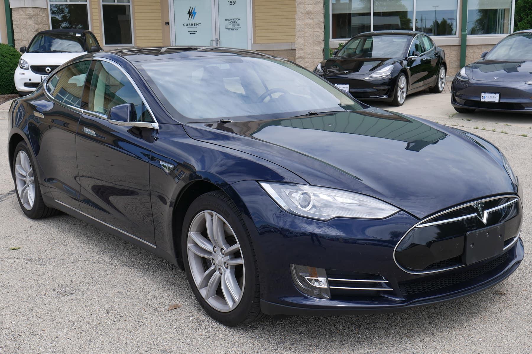Tesla Model S Classic Fascia