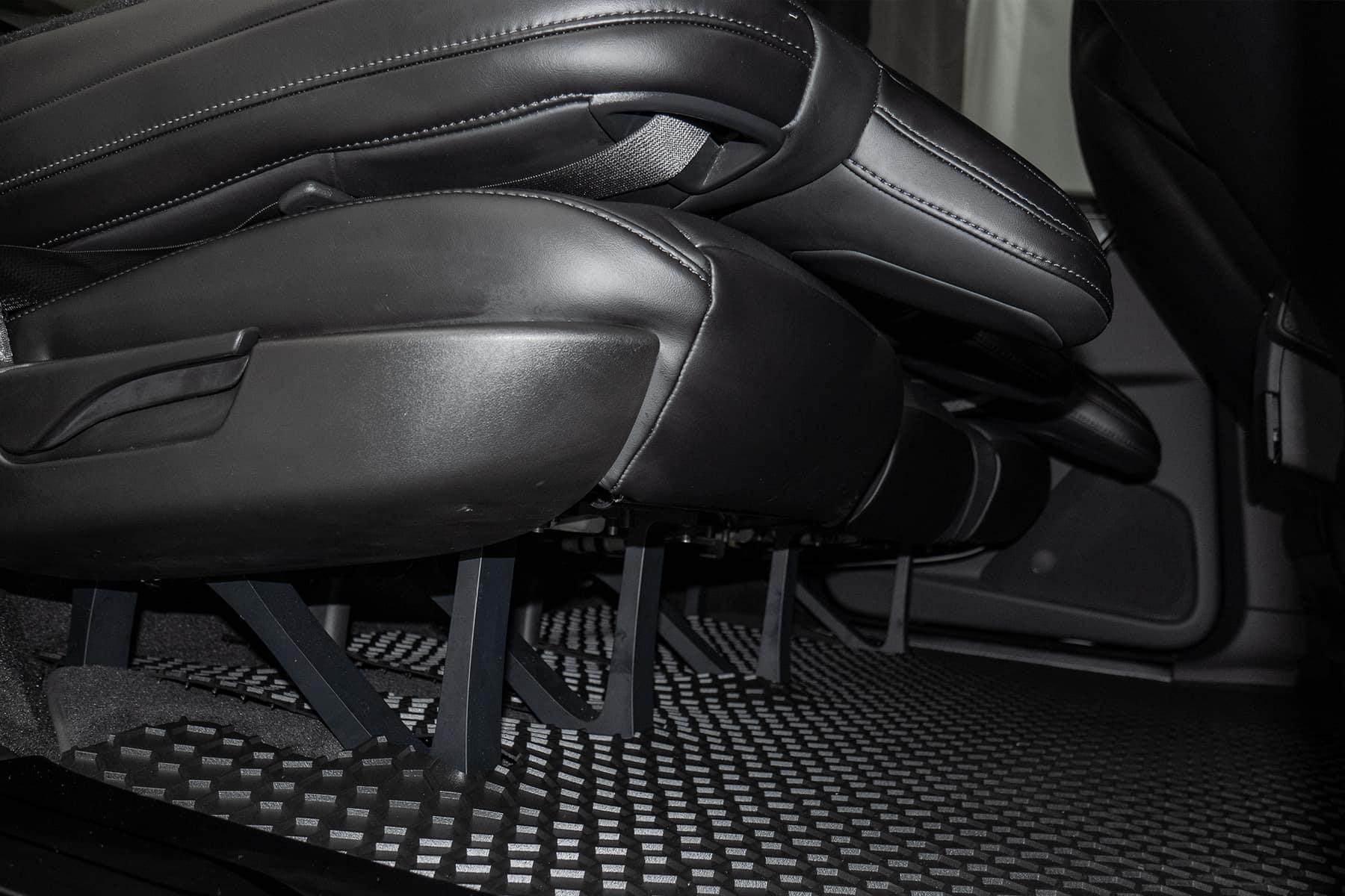 Tesla Model X Bench Seat