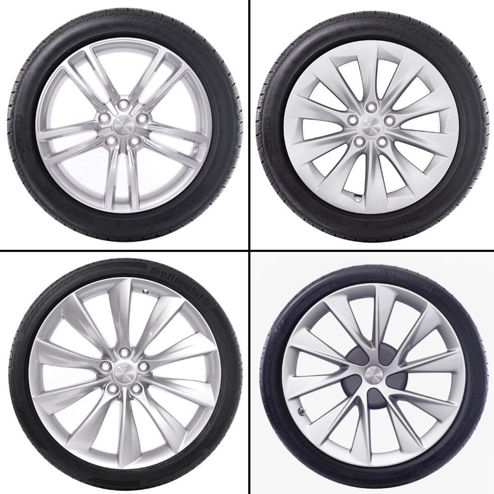Model S Wheels