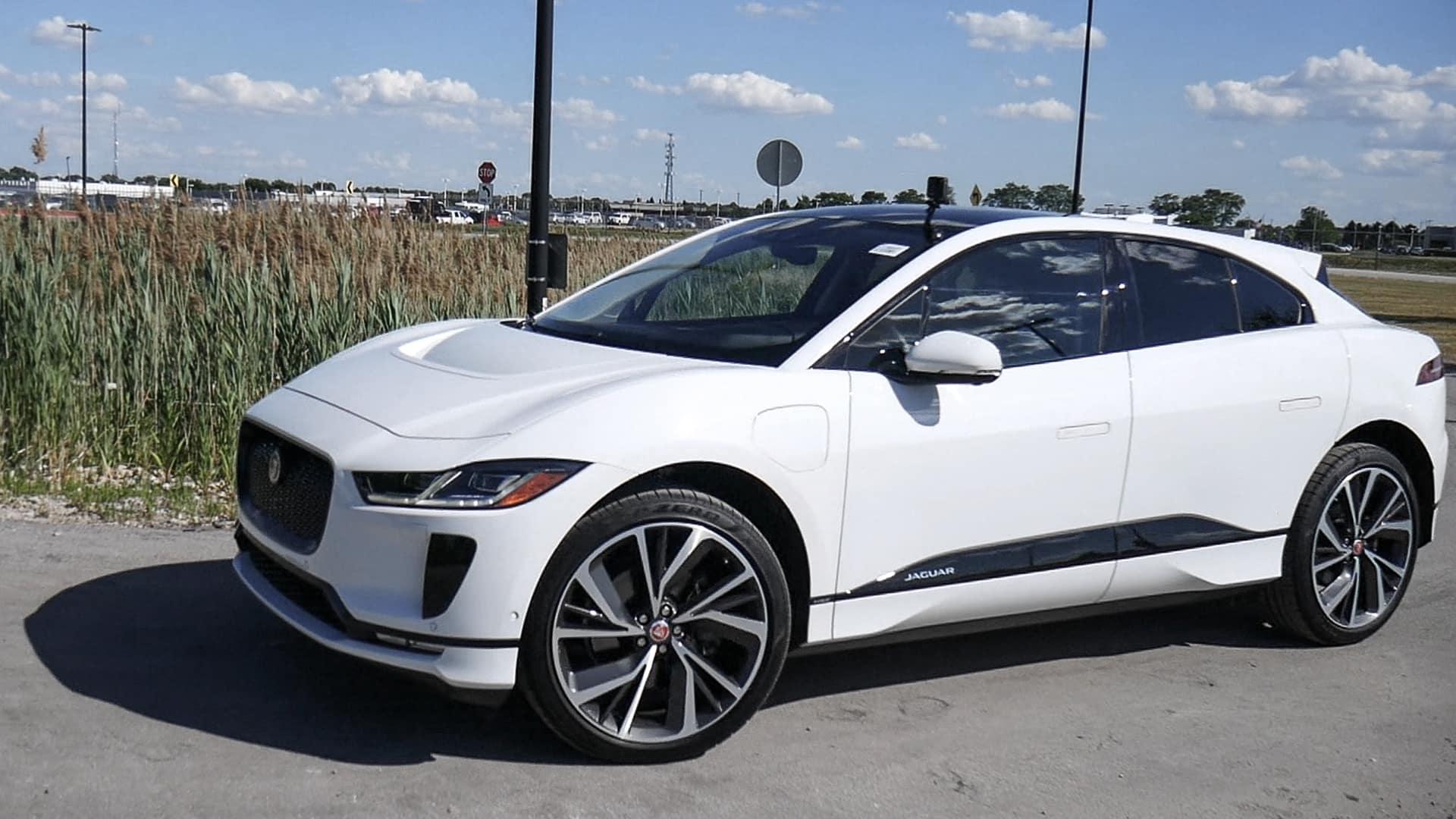 Jaguar I-Pace Drive