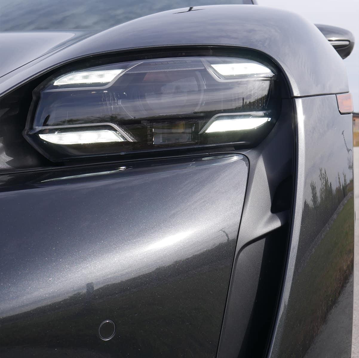 Porsche Taycan Headlight