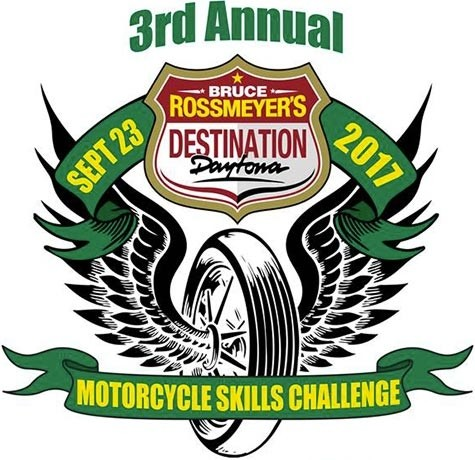 Volusia County Sheriff's Office Motorcycle Skills Challenge