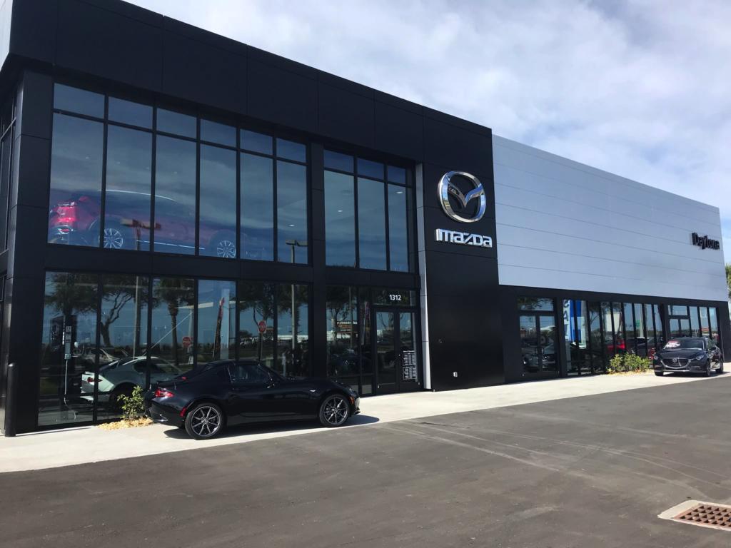 Florida Mazda Dealers >> Mazda Dealer In Daytona Beach Fl