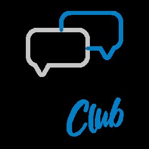 Miles Ahead Text Club Logo