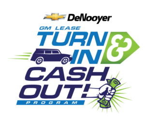 GM Lease Turn In Cash Out Program