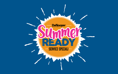 Summer Ready Service Special