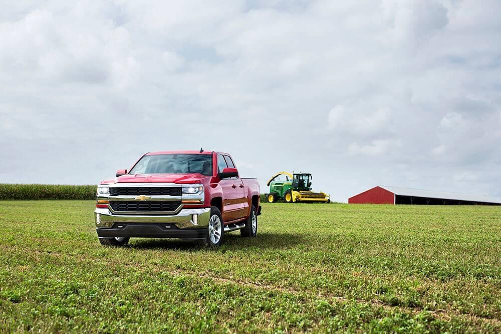 2017 Chevy Silverado 1500 Farm