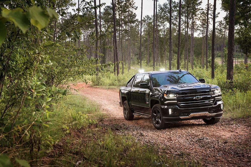2017 Chevy Silverado 1500 Forest