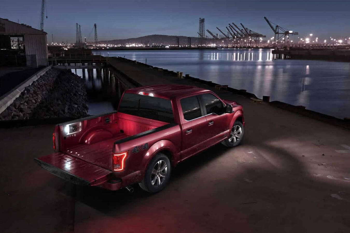 2017 Ford F-150 Dockside