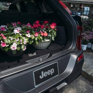 2017 Jeep Cherokee Flowers