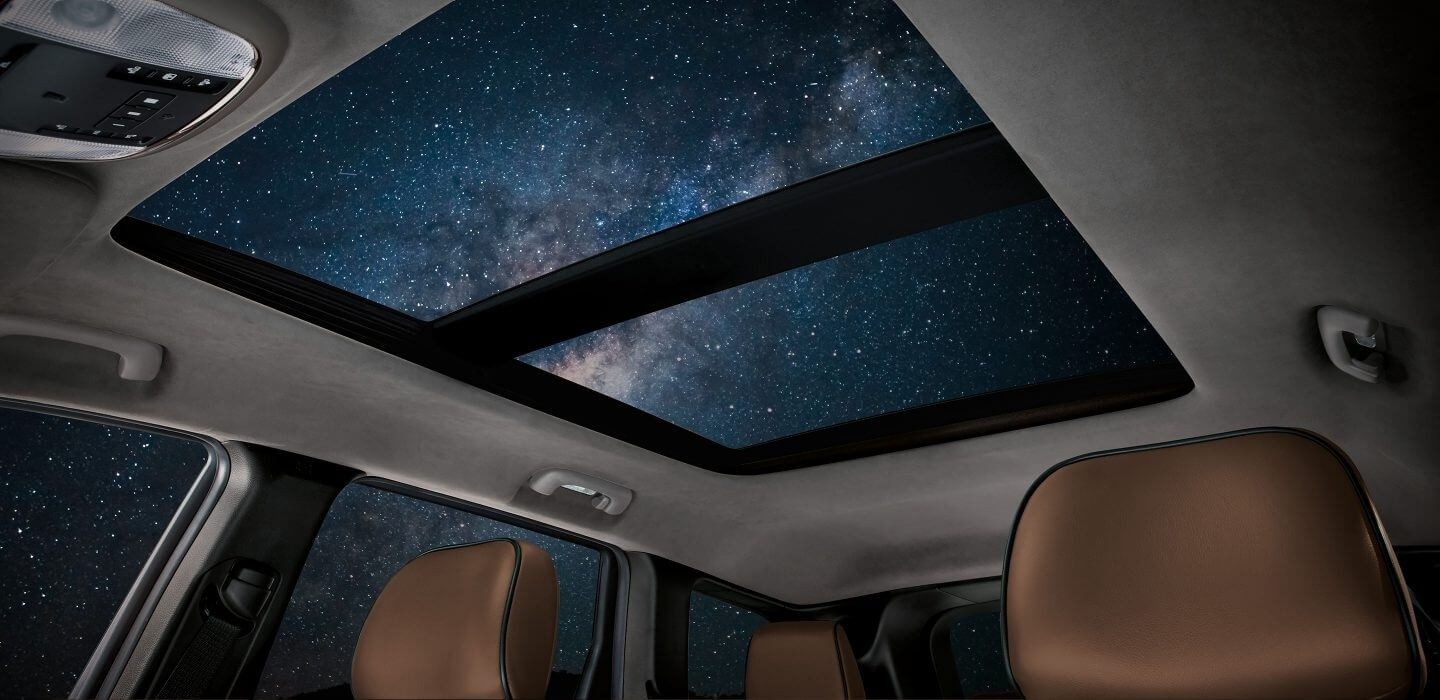 2017 Grand Cherokee Moonroof