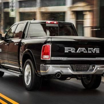 2017 Ram 1500 Rear