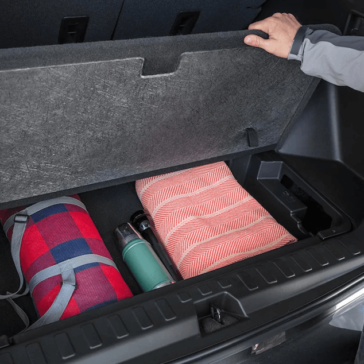 2018 Chevy Equinox Trunk