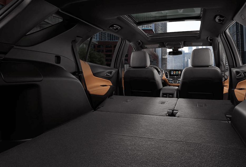 2018 Chevy EquinoxSPace