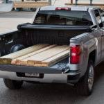 2017 Chevy Silverado Wood