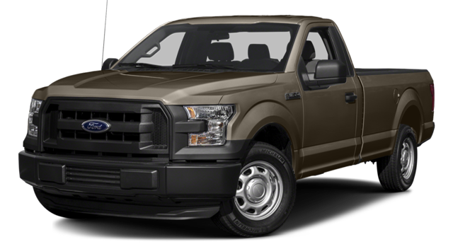 2017 Ford F-150 Brown