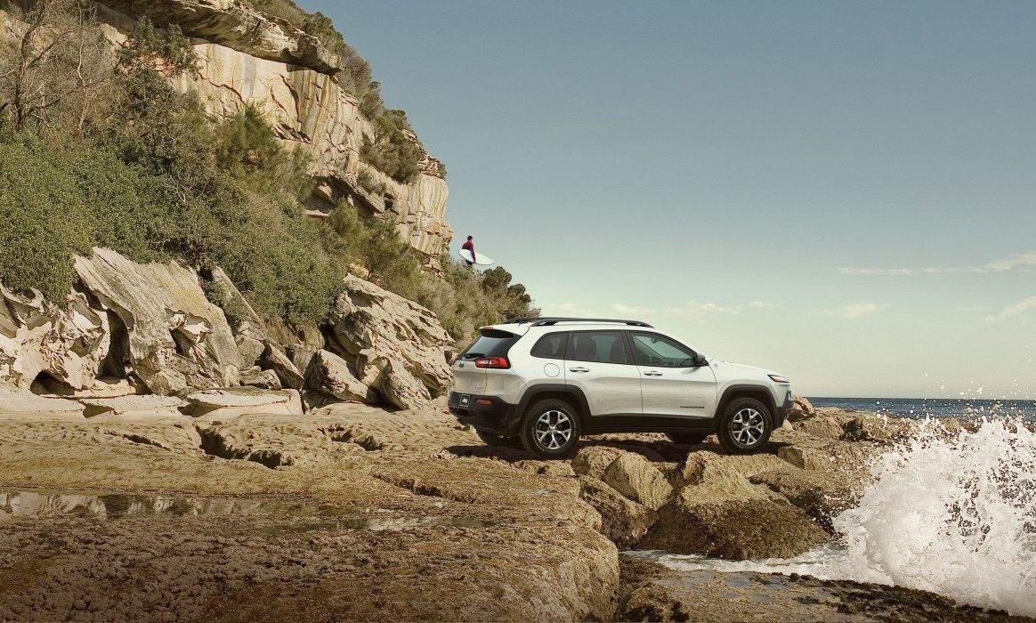 2017 Jeep Cherokee Oceanside