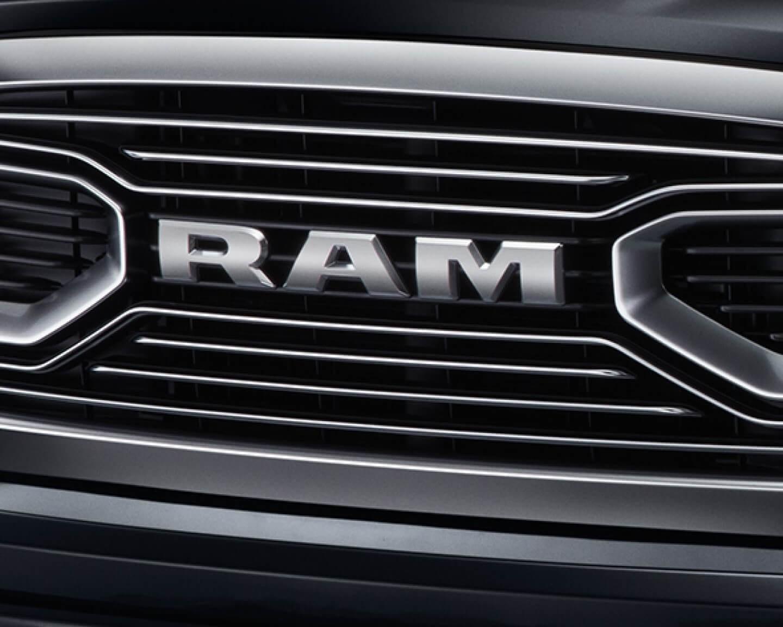 2018 Ram Limited Tungsten Grill