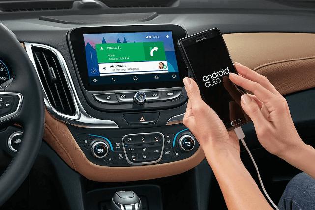 Chevrolet MyLink Navigation