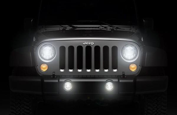 2017 Jeep Wrangler Dark