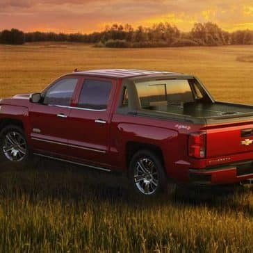 2018 Chevy Silverado Field