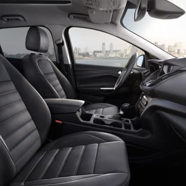 2018 Ford Escape Cabin