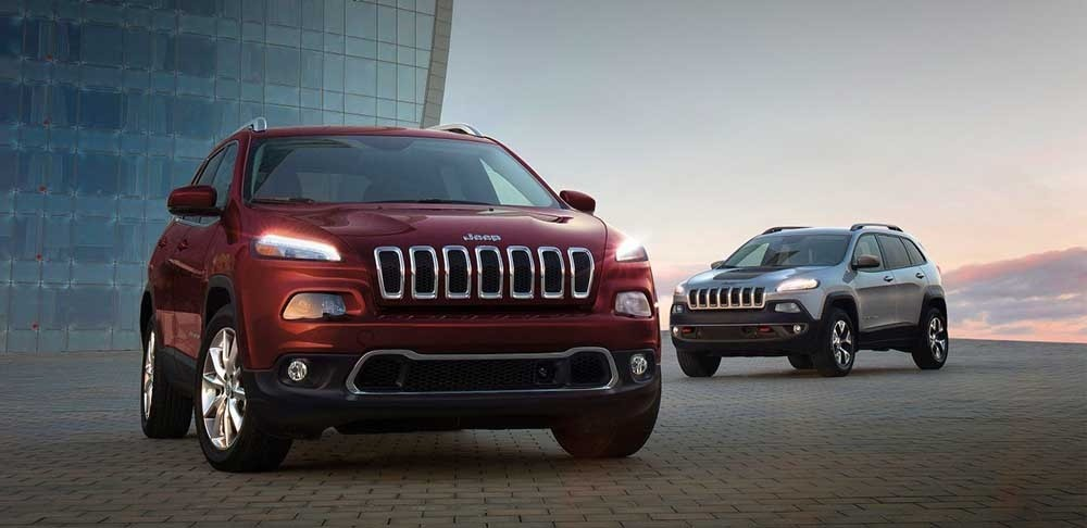2018 Jeep Cherokee Pair