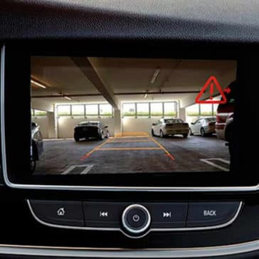 2018 Buick Encore Camera