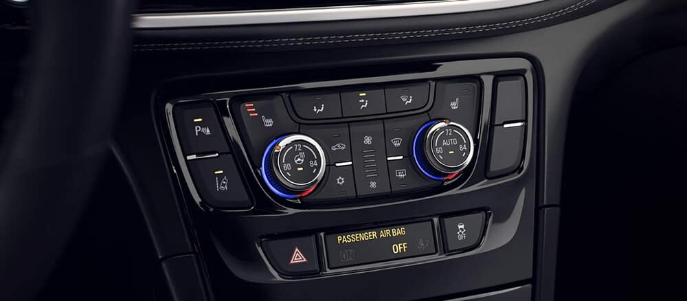 2018 Buick Encore Climate Control