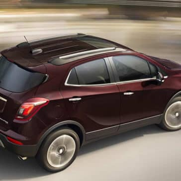 2018 Buick Encore Top