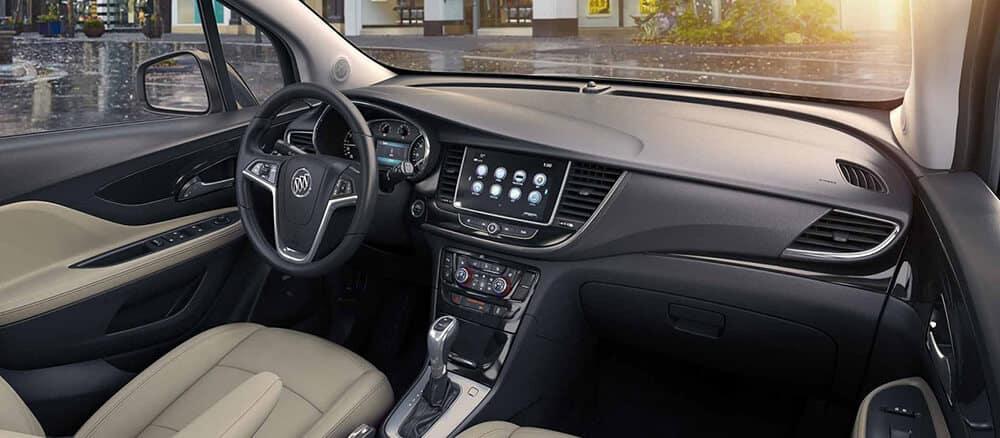 2018 Buick Encore Dash