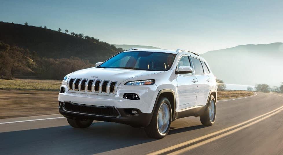 2018 Jeep Cherokee 2.4L Engine