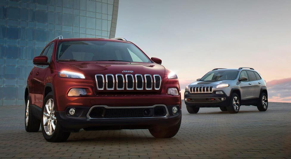 Compare 2018 Jeep Cherokee Vs 2018 Chevrolet Equinox